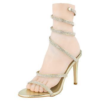 Las señoras Anne Michelle Diamante zapatos de tacón F10584