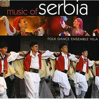 Folk Dance Ensemble Vila - musique d'importation USA de Serbie [CD]