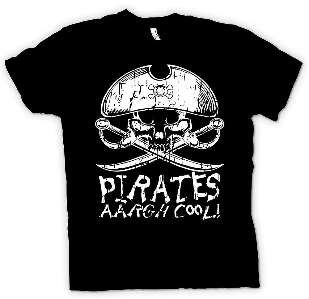 Mens T-shirt - Pirates Arrrgh Cool