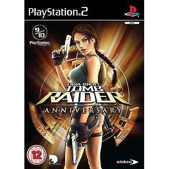 Tomb Raider verjaardag (PS2)