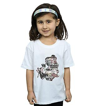 Disney Princess Girls Belle Happiness T-Shirt