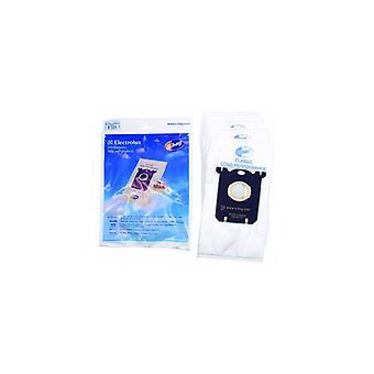 Electrolux S-Bag Classic Long Performance - Pack van 4 (E201)