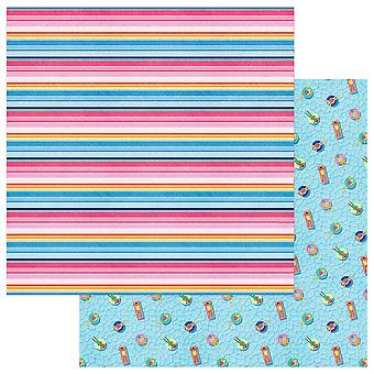 Those Summer Days Double-Sided Cardstock 12