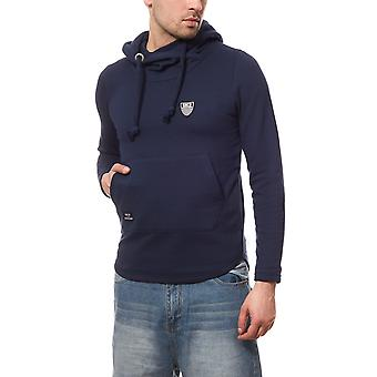Spartans history Tokyo sweat men's Hooded sweater blue