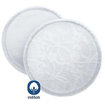Philips Washable Absorbent Discs 6 Units