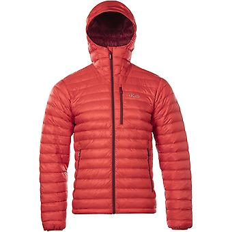 Rab Mens Microlight Alpine Jacket Light-Weight and Weather-Resistant