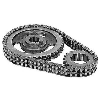 Ford Racing M6268A460 Full Roller Chain, 9 Position Crank Sprocket
