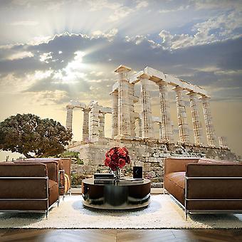 Tapete - die Akropolis, Griechenland