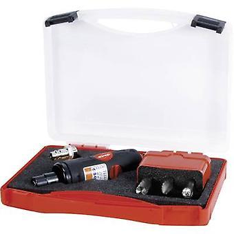 Pneumatic sander 1/4 (6.3 mm) 6.2 bar RUKO incl.
