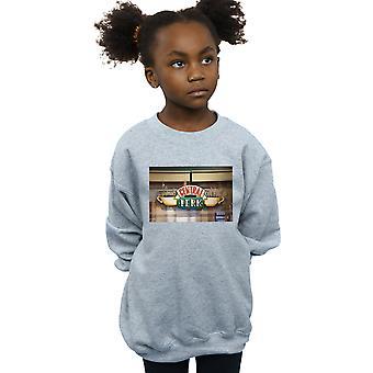 Freunde Mädchen Central Perk Foto-Sweatshirt
