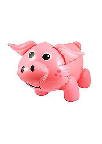 Henbrandt Inflatable Pink Pig