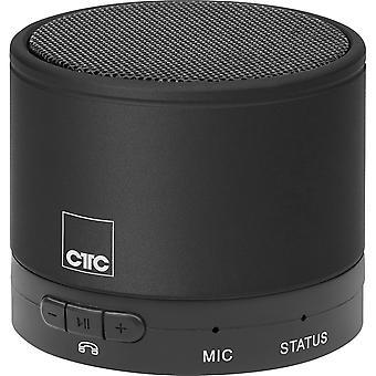 Computer portatili di bluetooth altoparlante CTC til 7006 BSS nero