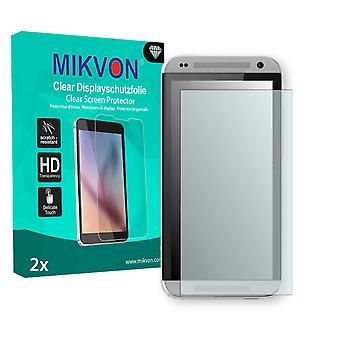 HTC Desire 6160 Screen Protector - Mikvon Clear (Retail Package with accessories)