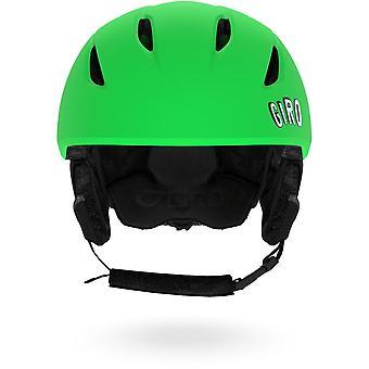 Giro ungdom lancere hjelm/Google - Orange