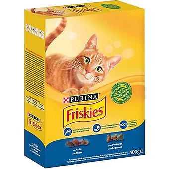 Friskies Adult Tuna and vegetables (Cats , Cat Food , Dry Food)