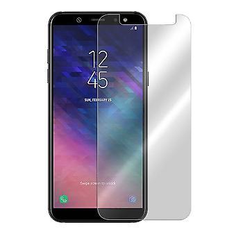 Samsung Galaxy A6 2018 gehärtetem Glas Displayschutzfolie Einzelhandel