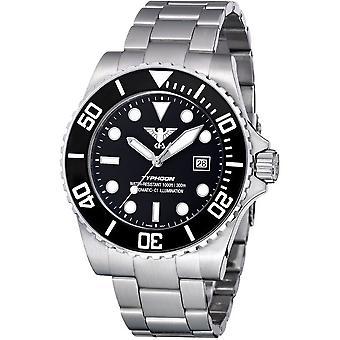 KHS Watch Hommes KHS. TYSA. SSTY Automatique, Montre de plongeur
