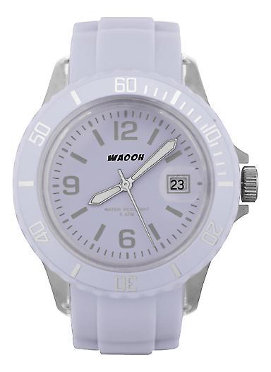 Waooh - viser MONACO38 gjennomsiktig hvit boks