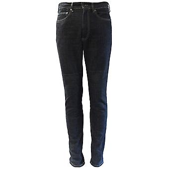 Bull-It Blue Stealth One Skin Slim - Regular Motorcycle Jeans