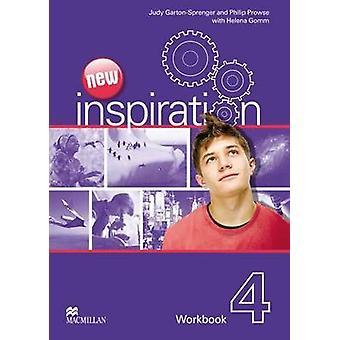 Nova inspiração nível 4 - pasta de trabalho por Judy Gomes-Sprenger - Philip Pr