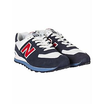 New Balance Ml574egb Trainers - Blue