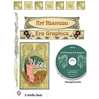 Treasury of Art Nouveau Era Decorative Arts & Graphics - Ornamental Fi
