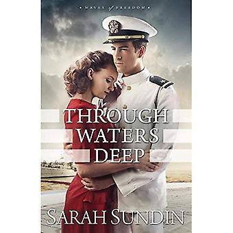 Through Waters Deep: A Novel (Waves of Freedom)