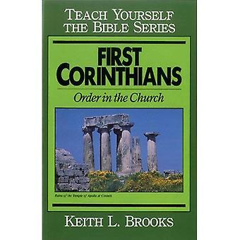 I Corinthiens: ordre dans l'église