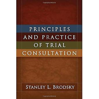Principles and Practice of proef raadpleging