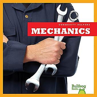 Mechanics (Community Helpers (Bullfrog Books))