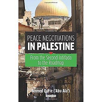 Fredsförhandlingarna i Palestina: från den andra intifadan färdplanen