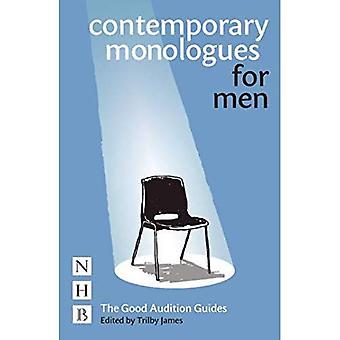 Zeitgenössische Monologe für Männer (NHB gute Audition Guides)
