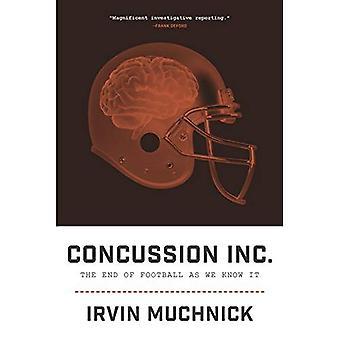 Inc. van de hersenschudding: Het einde van het voetbal zoals wij het kennen