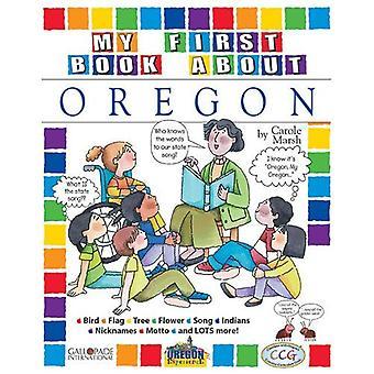 Mein erstes Buch über Oregon!