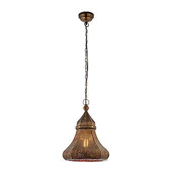 Reman Indoor plafond hanger - Endon 69771