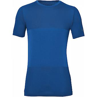 Asics FuzeX Seamless Short Sleeve Mens Running Fitness Shirt Top