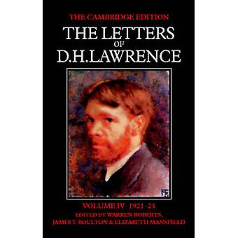 The Letters of D. H. Lawrence by Lawrence & D. H.