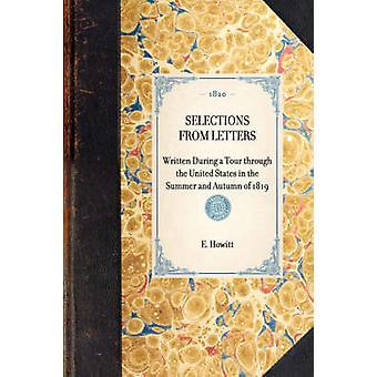 Sélections de lettres par Howitt & E.
