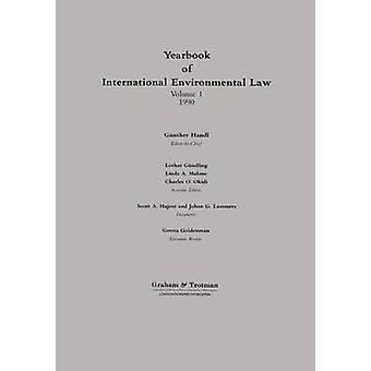 Yearbook Intl Env Law Vol 1 1990 by Handi