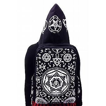Banned Black Pentagram Backpack