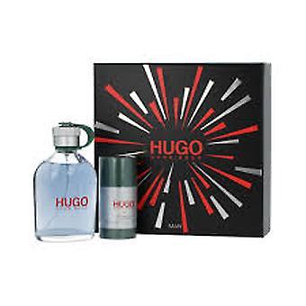 Hugo Boss coffret Hugo 200ml EDT + Stick déodorant 75ml