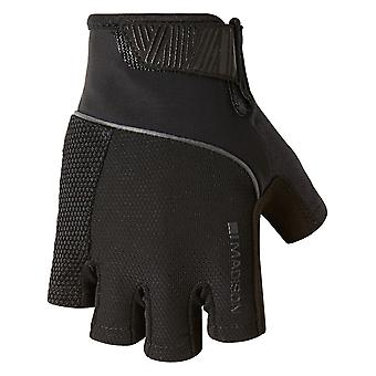 Madison Black 2018 Sportive Fingerless Cycling Gloves