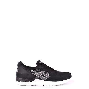 Zapatillas de Asics negro tela