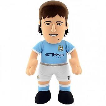 Manchester City Bleacher Creature Silva