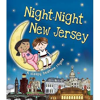 Night-Night New Jersey by Katherine Sully - Helen Poole - 97814926393