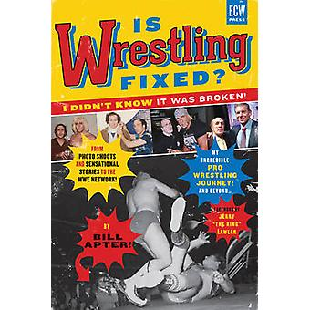 Is Wrestling Fixed? I Didn't Know it Was Broken! - From Photo Shoots a