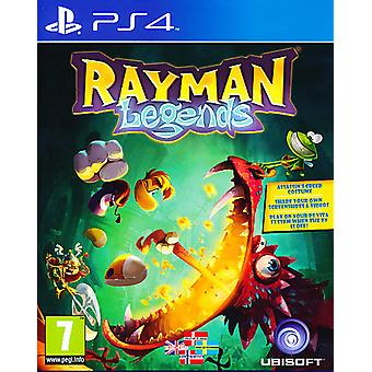 Rayman Legends Nordic - Playstation 4