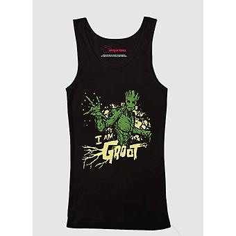 I am groot tank top