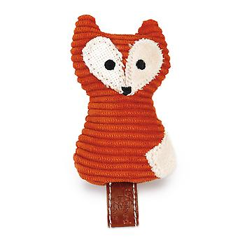 Designed By Lotte Plush Fox Cat Toy