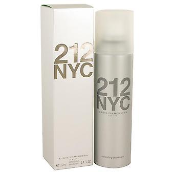 212 deodorant spray från Carolina Herrera 151 ml